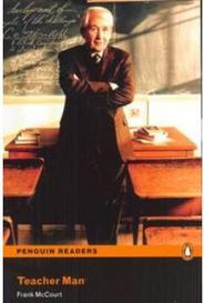 Teacher Man - Level 4 Pack Cd - 2Nd Ed. - Penguin Readers capa