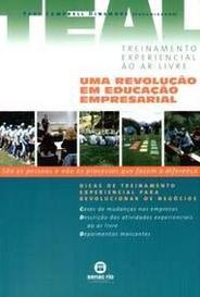 Teal - Uma Revolução Em Educação Empresarial. capa