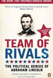 Team Of Rivals capa