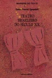 Teatro Brasileiro Do Século Xx capa