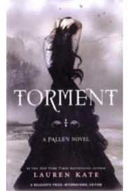 Tormenta (Fallen #2) capa