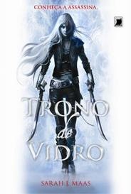 Trono De Vidro capa
