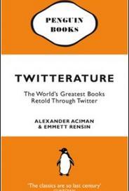 Twitterature capa