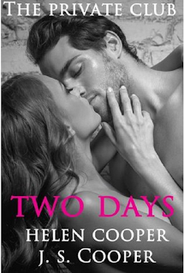 Two Days- 02- The Private Club capa