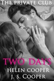 Two Days The Private Club capa