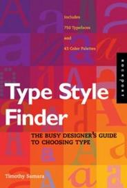 Type Style Finder capa
