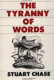 Tyranny Of Words capa