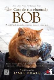 Um Gato De Rua Chamado Bob capa
