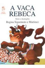 Vaca Rebeca, A capa