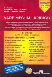 Vade Mecum Jurídico - Síntese - 3ª Ed. 2012 capa