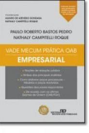 Vade Mecum Pratica Oab - Empresarial  - Rt capa