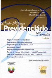 Vade Mecum Previdenciário - Conceito - 2ª Ed. capa