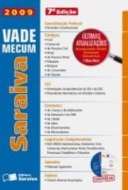 Vade Mecum Saraiva 2009  capa