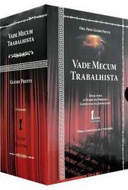 Vade Mecum Trabalhista - 2 Volumes capa