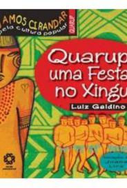 Vamos Cirandar Pela Cultura Popular - Quarup Uma Festa No Xingu capa