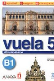 Vuela Libro Del Alumno 5 Con Cd capa