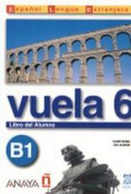 Vuela Libro Del Alumno 6 Con Cd capa
