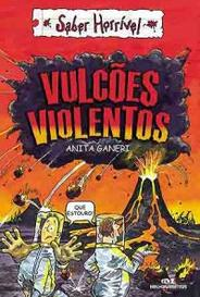 Vulcões Violentos capa