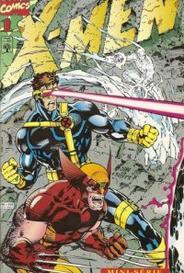X-Men capa