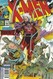 X-Men 2 capa