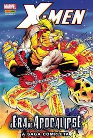 X-Men - A Era Do Apocalipse, V.4 A Saga Completa capa