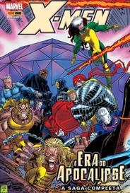 X-Men - A Era Do Apocalipse, V.5 A Saga Completa capa