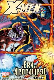 X-Men - A Era Do Apocalipse, V.6 A Saga Completa capa