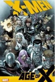 X-Men: Age Of X capa