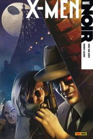 X-Men Noir capa