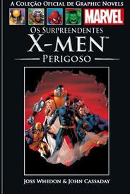 X Men: Perigoso capa