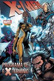 X-Men: Programa De Extermínio capa