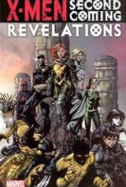 X-Men: Second Coming Revelations capa