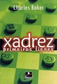 Xadrez - Primeiras Lições capa