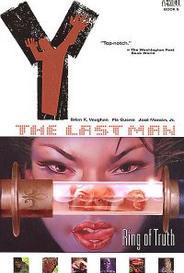 Y - The Last Man #24-31 capa