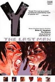 Y - The Last Man #49–54 capa