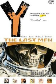 Y - The Last Man - One Small Step capa
