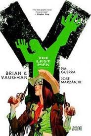 Y: The Last Man, Vol. 3 capa