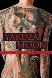 Yakuza Moon capa