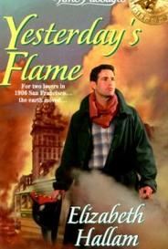 Yesterday'S Flame  capa