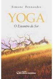 Yoga : O Encontro Do Ser - Com Cd - Rom capa